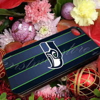 Seattle Seahawks New Design - for iPhone 4/4s, iPhone 5/5s/5c, Samsung S3 i9300, Samsung S4 i9500 Hard Case