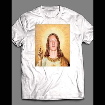 HOLY TREVOR LAWRENCE IS GOD CLEMSON CHAMPIONS SHIRT