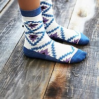 Stance Womens Autumn Daze Crew Sock