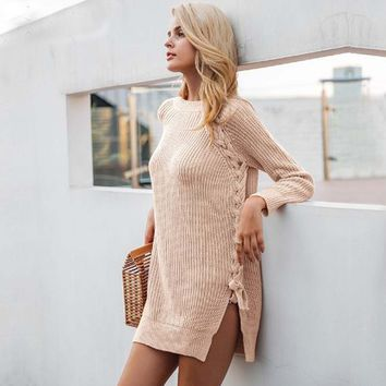 Laced February Sweater