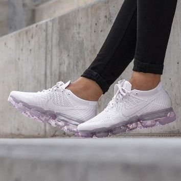 DCCK Air VaporMax Flyknit 'Light Violet'