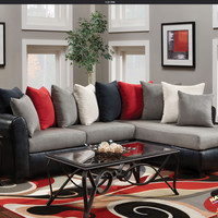 Abbey Sectional by HD Furniture