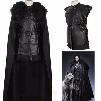 Game of Thrones Jon Snow Cosplay