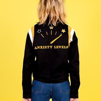 Anxiety Levels Jacket