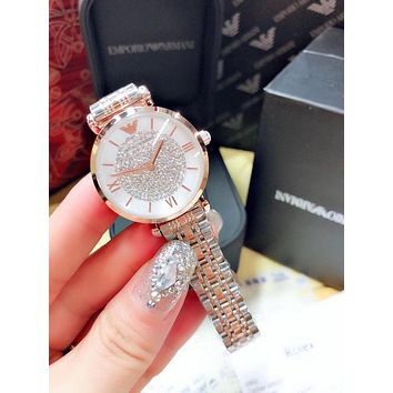 PEAP A0022 Armani Star Female Catalogue Watches Rose Gold