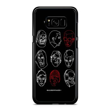 Poster For Twenty One Pilots Samsung Galaxy S8 Case