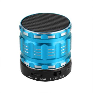 Bluetooth Speaker Portable Mini Wireless Stereo Bass