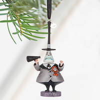 Disney Store 2016 Mayor of Halloween Sketchbook Christmas Ornament New w Tags