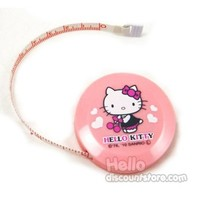 Sanrio Hello Kitty Measurement Tape Ruler $3.99
