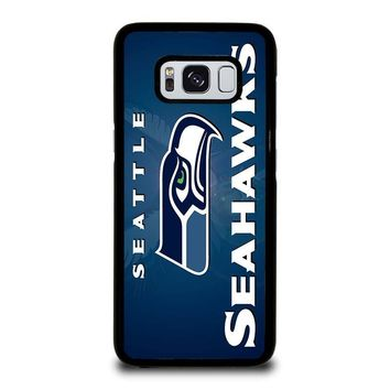 SEATTLE SEAHAWKS Samsung Galaxy S3 S4 S5 S6 S7 Edge S8 Plus, Note 3 4 5 8 Case Cover