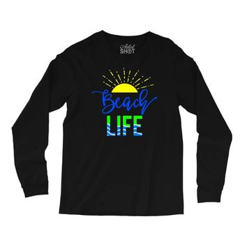 beach life Long Sleeve Shirts
