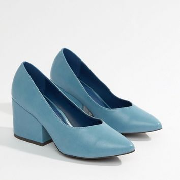 Matt & Nat Kitten heel Point Shoes at asos.com
