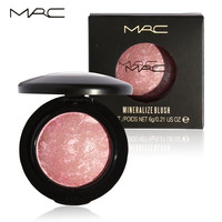 MRC Brand Makeup MRC Face Blush Powder Dual Use Face Color Blush Powder Cheek Color Brozer Comestics Blush Bronzer