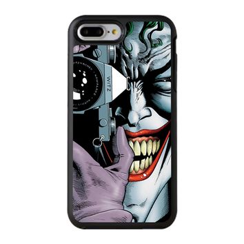 Joker Harley Quinn Batman Avengers iPhone 8 Plus Case