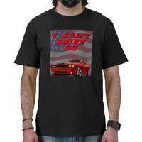 Dodge Challenger T-shirts from Zazzle.com