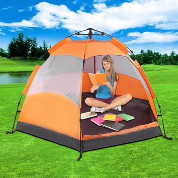 5-8 Person Automatic Dome Tent