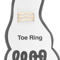 Ana Accessories Toe Ring