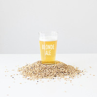 Blonde Ale 1 Gallon Beer Brewing Recipe Kit
