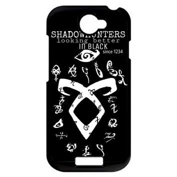 Shadowhunters Runes 2 HTC One S Case