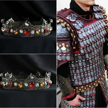 Dark Times Mens Crown Medieval Tudor Gothic Cosplay Ebay