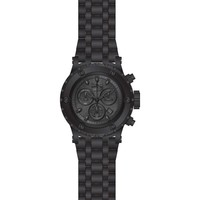 Invicta Men's 23924 Subaqua Quartz Chronograph Gunmetal Dial Watch
