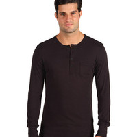 Alternative Apparel The Scout Henley