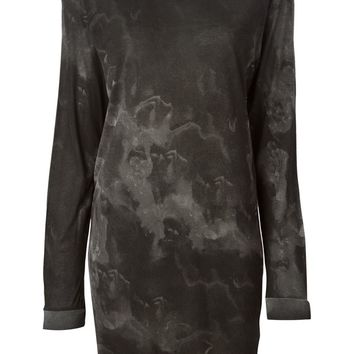 Diesel printed jersey dress