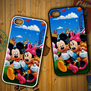 mickey mouse wallpaper Y0327 LG G2 G3, Nexus 4 5, Xperia Z2, iPhone 4S 5S 5C 6 6 Plus, iPod 4 5 Case