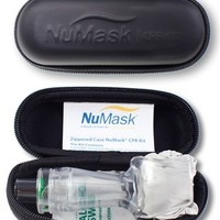 NuMask Zippered Case CPR Kit | www.chinookmed.com