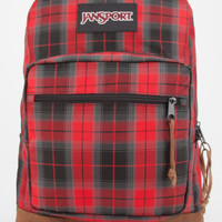 Jansport Right Pack Red Tape Backpack Red One Size For Men 26904834901