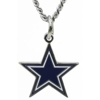 Dallas Cowboys - Logo Necklace