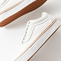 Vans Cream Old Skool Sneaker | Urban Outfitters