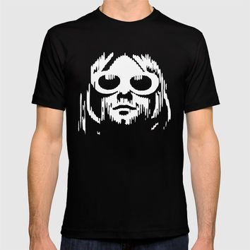 Cobain Kurt T-shirt by g-man