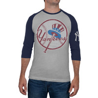 New York Yankees - Logo Alliance Raglan