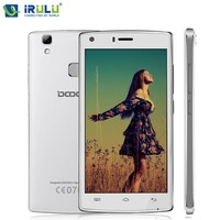 "iRULU Doogee X5 Max Pro MTK6737 Smartphone 5.0 ""1280*720 IPS Android 6.0 Quad Core Mobile Phone 2GB RAM+16GB ROM 4G 5MP 4000mAh"