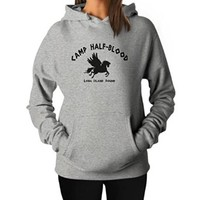 TeeStars Women's - Camp Half Blood Hoodie
