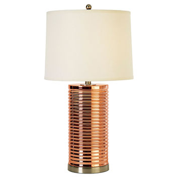 Arctica Table Lamp, Rose Gold, Table Lamps