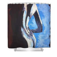 Freedom - Shower Curtain