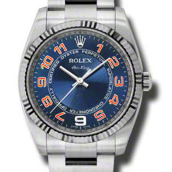 Rolex Air-King Mens Self-Winding Watch 114234BLCAO