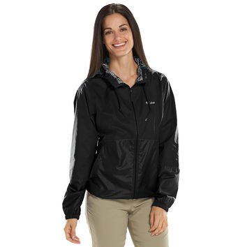 Columbia Warmer Days Thermal Coil Hooded Windbreaker Jacket - Women's