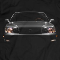 Lexus LS400 1998 T-Shirt 100% Cotton