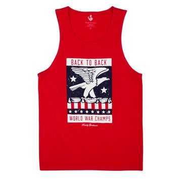 Back to Back Stamp Tank Top