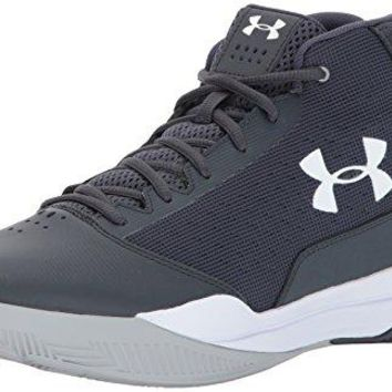 Men's Basketball Shoe Under Armour Jet 2017 Leather, Textile, Synthetic