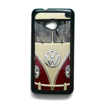 VW Volkswagen Bus For HTC ONE M7/HTC ONE M8/HTC ONE M9 Phone case ZG