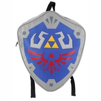 Nintendo - The Legend of Zelda Shield Backpack With Tag Greatest Quality