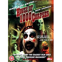 House of 1000 Corpses 27x40 Movie Poster (2003)
