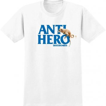Anti-Hero Skateboards Anti-Hero Dog Humphero T-Shirt