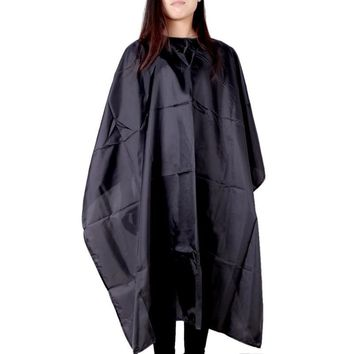 Cutting Hair Waterproof Cloth Salon Barber Gown Cape Hairdressing Hairdresser #0