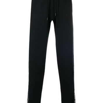 Off-White Side Stripe Logo Track Trousers - Farfetch
