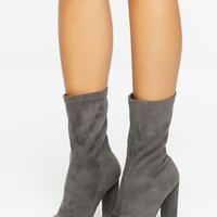 Kionna Boot - Gray
